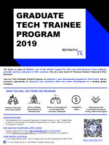 Graduate Tech Trainee_Poster
